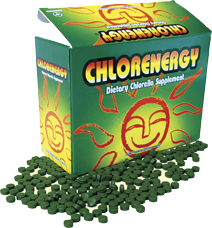 chlorenergy tablets