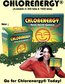 chlorenergy is the king of chlorella